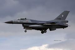 Jagel Nato Tiger Meet 2014 :  Royal Netherlands air force F16AM J-015 (Hermen Goud Photography) Tags: canon f16 viper nato 2014 generaldynamics tigermeet jagel fightingfalcon eos50d j015 lmtas 313sq