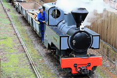 South Tynedale Railway (Light_Harted) Tags: south railway stuart gauge narrow kerr joffre alston tynedale