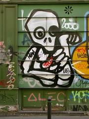 Paris, Mygalo (Zerbi Hancok) Tags: street paris france wall graffiti illegal mygalo