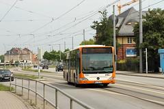 Mercedes-Benz Citaro C1 der RNV Rhein-Neckar Verkehr (Vitalis Fotopage) Tags: bus mercedesbenz rhein verkehr mb neckar c1 facelift rnv evobus o530
