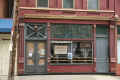 Blend? (El Busta) Tags: old building architecture vintage kentucky ky cincinnati newport covington