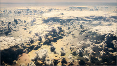 Cloudscape over Sea