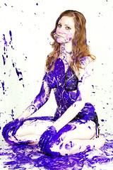 The Perfect Canvas Arctic Revolution Studios Tags Wet Girl Zach Female Fetish Paint