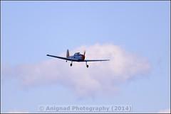 DHC-1 Chipmunk 22, G-BARS/1377 (G.L. Photography) Tags: lifeboat devon lancaster spitfire blades redarrows raiders chipmunks seaking rnli spearman beech18 dawlishairshow yak32