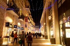 Jerusalem_Mamilla_ Pedestrian Mall_3_Noam Chen_IMOT (Israel_photo_gallery) Tags: food shopping israel commerce jerusalem restaurants entertainment shops leisure recreation shoppingcenter stores pedestrianmall caffes commercialcenter noamchen mamillapedestrianmall