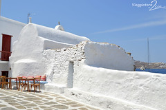 Mykonos, Chora (viaggiatoreda2soldi.it) Tags: world city travel sea summer vacation art church architecture island islands nikon europa europe mare village estate arte religion chiesa greece grecia viaggi viaggio architettura chora mykonos vacanze citt holidayphotos mondo aroundtheworld greekart religione paesino villaggio travelpictures travelphoto holidaypictures vacationpictures travelplanner greeceislands isolegreche artegreca fotovacanze fotoviaggi nikond3100 mirkozanoni viaggiatoreda2soldi immaginivacanze immaginiviaggi girareilmondo viaggiatoreda2soldiit