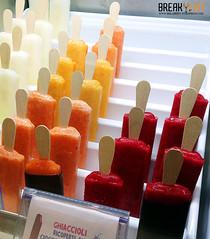 Ghiaccioli (FlyKnives) Tags: food roma blog streetfood cioccolato ghiaccioli fondente breaklist