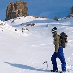 Corredor Sur al Pico de la Garganta de Borau