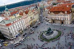 Old Town Prague - Czech Republic (VoxLive) Tags: travel vacation czech prague praha czechrepublic easterneurope