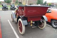Lunch Stop NLNB Antique Car Run Buffalo (DVS1mn) Tags: new london car brighton antique run era brass brassera newlondontonewbrighton nlnb nlnbacr 28thannualnewlondontonewbrightonantiquecarrun
