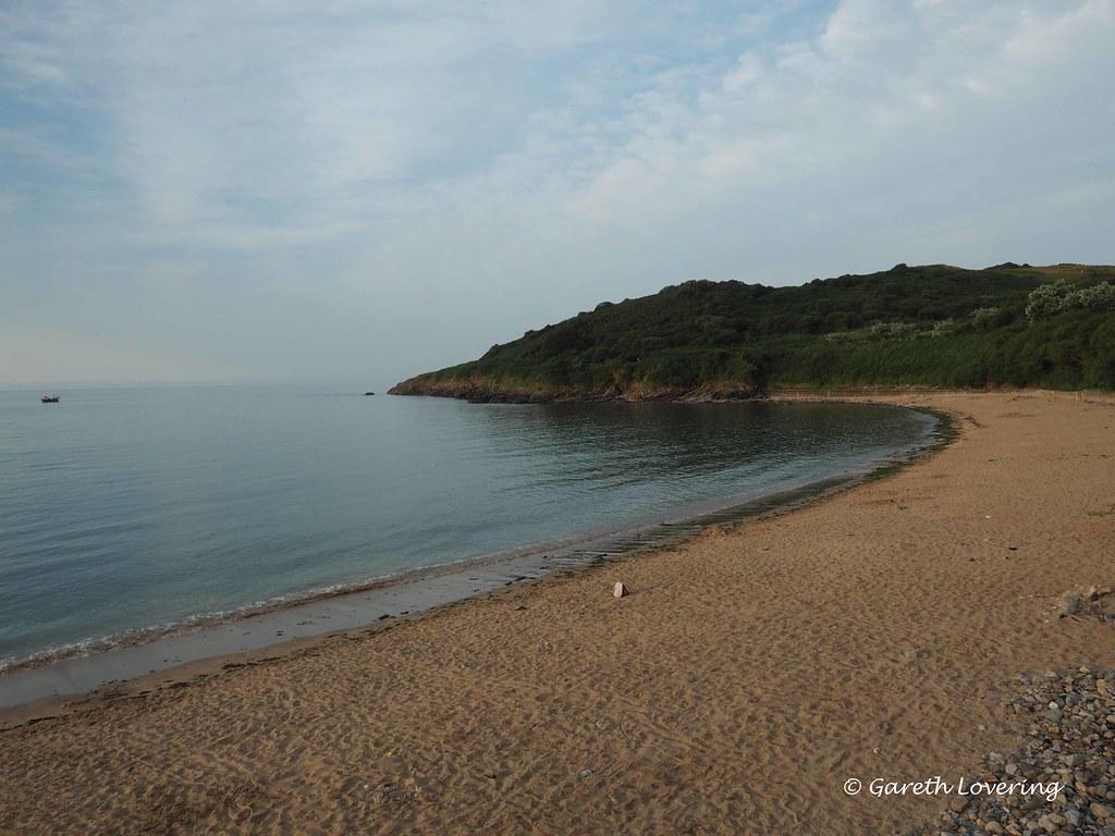 Langland Bay 26th July 2014