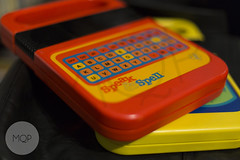 Back to the old school (Mark Quigley) Tags: school ireland summer irish game kids vintage children photo words buttons letters memories eire retro spell nostalgia numbers 80s 8bit electronic 1980s teach learn speak louth coo speakandspell 2014 canon5dmk2