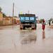 Heavy rains in El Fasher