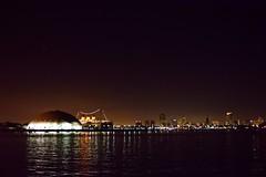 DSC_2163_61 (jjldickinson) Tags: sky reflection water skyline harbor downtown ship tour queenmary longbeach dome 001 geodesicdome oceanliner portoflongbeach polb nikond3300 promaster52mmdigitalhdprotectionfilter nikon1855mmf3556gvriiafsdxnikkor