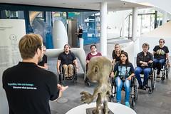 Creative Accessibility Mapping Tour (SOZIALHELDEN) Tags: berlin tour wheelchair inklusion mappingtour wheelmap
