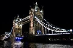 Tower Bridge (Nexus Nine Photography) Tags: city urban london thames night towerbridge river metropolis