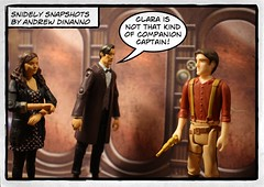 Snidely Snapshots Page 3 (GhostLord) Tags: jenna matt comics funny nathan who smith doctor serenity coleman firefly strips webcomic fillion