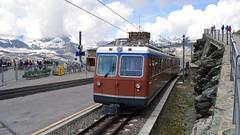 Gornergrat Switzerland (hrs51) Tags: alps train schweiz switzerland swiss railway zug rack gornergrat matterhorn bahn zahnrad cog treno zahnradbahn drehstrom