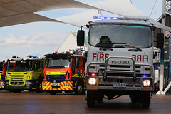Lights and LEDs (adelaidefire) Tags: new fire zealand wellington council conference service emergency australasian 2014 authorities afac