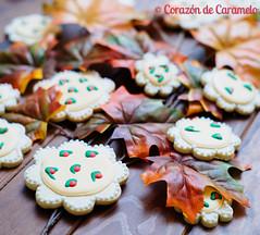 Corazn de Caramelo (Corazn de Caramelo) Tags: food cakes postres pie recipe blog cookie comida pudding desserts sweets recetas reposteria tartas corazndecaramelo