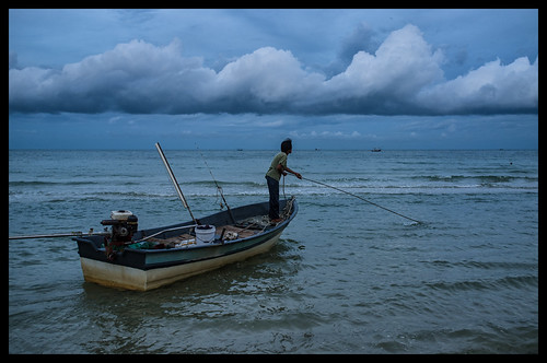 Hua Hin Fisherman