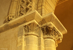 The ugly ones (DameBoudicca) Tags: france church frankreich arch arc iglesia kirche medieval notredame chiesa normandie romanesque normandy francia église arco middleages normandia kyrka medioevo フランス bogen románica frankrike moyenâge mittelalter romane collevillesurmer romanik romanica normandía edadmedia アーチ 中世 medeltiden ノルマンディー notredamedelassomption båge romansk 教会堂 ロマネスク建築