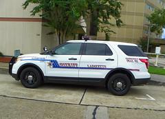 Lafayette Parish Sheriff_0013 (pluto665) Tags: car explorer squad suv department cruiser dept copcar