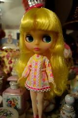 Filling in the dolly gaps....... (Primrose Princess) Tags: bunny shoes funny doll dress mama retro blythe miss takara jemgirl