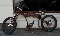 Stadtwild (cmdpirx) Tags: bike bicycle st germany rat rust hamburg rost fahrrad pauli stadtwild rattyrostig