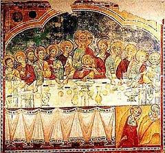 The Gospel of St. Luke 22  19-22 Establishing the mystery of the Last Supper - By Amgad Ellia 07 (Amgad Ellia) Tags: st mystery by last 22 luke supper 1922 gospel amgad ellia the establishing