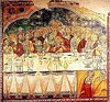 The Gospel of St. Luke 22  19-22 Establishing the mystery of the Last Supper - By Amgad Ellia 07 (Amgad Ellia) Tags: st mystery by last 22 luke supper 1922 gospel amgad ellia the establishing