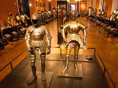 Museum of armour (quinet) Tags: vienna wien austria sterreich helmet suit armor armour vienne helm autriche anzug kunsthistorischesmuseum casque armure rstung 2013 rstkammer hofjagdundrstkammer