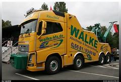 """Volvo FH 16 750 """"Walke"""" (uslovig) Tags: festival truck germany bayern deutschland volvo lorry camion 16 fest veranstaltung fh lkw 750 abschleppdienst lichtenfels walke remsfeld bergedienst"""