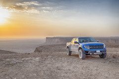 Ford Raptor SVT F-150 6.2L V8 (Sarfraz Abbasi [1.5 million views, Thanks]) Tags: world 2 ford 1 fuji gulf desert f150 east trail camel raptor edge saudi arabia fujifilm middle riyadh saudiarabia v8 formations svt 2014 edgeoftheworld 62l xe2 mazamiyah
