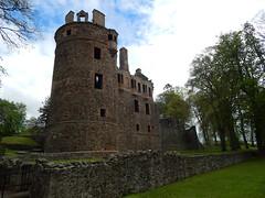 Huntly Castle (*Tom68*) Tags: castle scotland aberdeenshire ruin ruine huntly schottland schlos