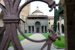 Capella dei Pazzi, Florenz 2012 (rubinlaser) Tags: italien italy florence flickr italia firenze toscana florenz toskana