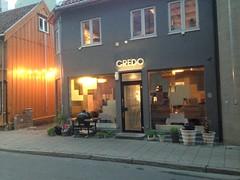 Credo Restaurant, Trondheim!