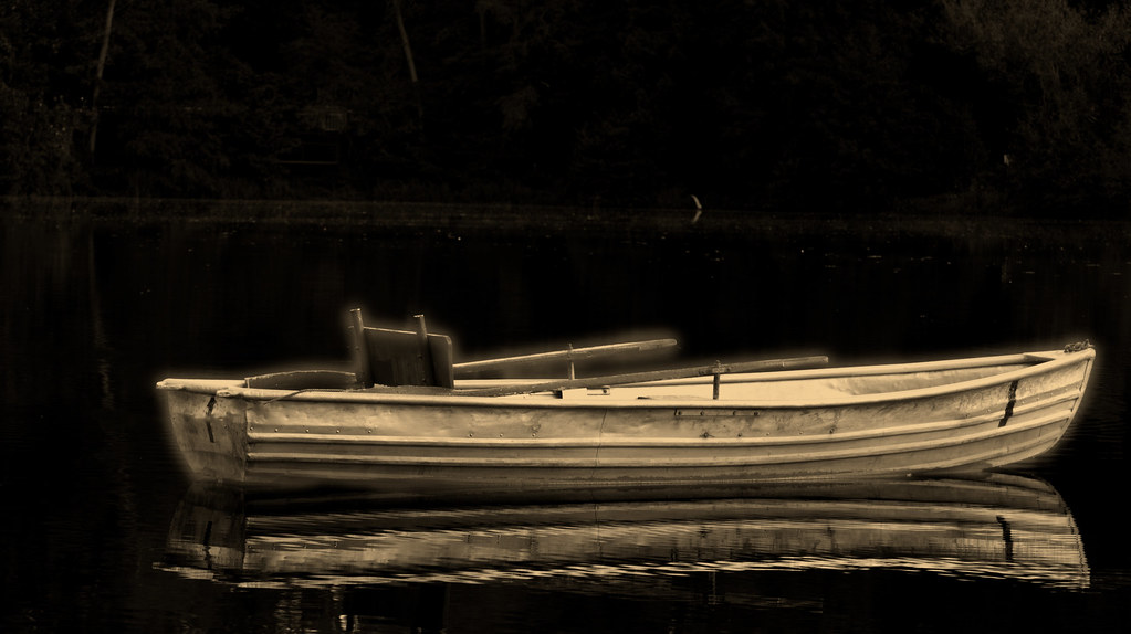 Ghost Boat Thor Arts Tags Bw Nature Boot See Und Sony Alpha Amateur