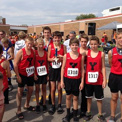 """2014 8th Grade Boys Troy Invite 4th Place • <a style=""""font-size:0.8em;"""" href=""""http://www.flickr.com/photos/109120354@N07/15312116021/"""" target=""""_blank"""">View on Flickr</a>"""