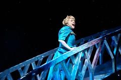 DSC02184 (ashley0139) Tags: disney disneyland dca frozen live hyperion queen elsa let it go frozenliveatthehyperion californiaadventure letitgo stage theatre