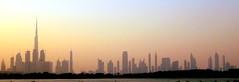 Dubai skyline (oobwoodman) Tags: dubai uae city stadt ville skyline skyscrapers wolkenkratzer gratteciel burjkhalifa