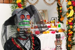 La Catrina (in Explore) (José Lira) Tags: catrina muertos ofrenda tempoala veracruz méxico canon 60d eos
