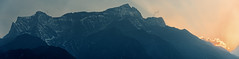 Sunrise over the Himalayas, Nepal (CamelKW) Tags: 2016 everestpanoram nepal sunrise everest mountain everestregion everestbasecamp