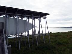 The Steilneset Memorial, Vard (5) (Phil Masters) Tags: vardo norwayholiday norway july2016 19thjuly vard steilnesetmemorial steilneset memorial peterzumthor