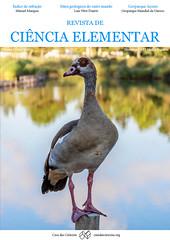 Revista de Cincia Elementar (casadasciencias) Tags: cincias casadascincias ensino educao refrao geologia aores