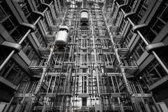 Fahrstuhl (McGeiwa) Tags: ihk berlin fahrstuhl ludwig erhard glas stahl