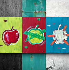 A P P L E S  A P P L E S  A P P L E S  (Artist  vitodifilippo.com) Tags: apples apple arte art artemoderna modernart artecontemporanea contemporaryart moderno contemporaneo modern contemporary dipinto painting acrilico acrilici acrylics canvas brushstrokes pennellate pazzesco gallery galleria istaart istaartist istagood masterpiece beautiful awesome wonderful pitturaacrilica acrylicpaint pitturaolio oilpaint ritratti portraits ritratto portrait marionette puppetry marionetta puppet puppets collezionismo collectibles artista artist collezionista collector difilippo vitodifilippo