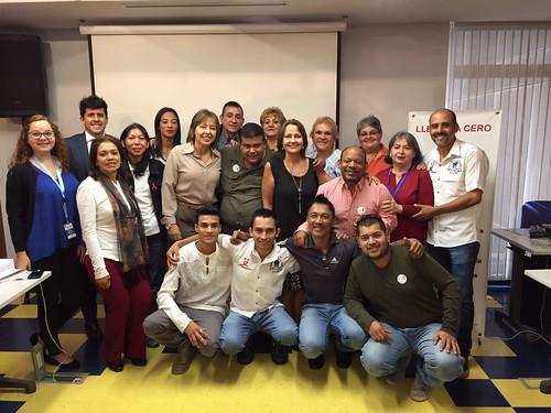 Reunion con El Coordinador Residente de la ONU