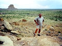 Chaco_Canyon_445e (BDC Photography) Tags: chacocanyon nm nikonafnikkor3580mmf456dzoomlens kodak52mmcircularpolarizerfilter nikonslr35mmfilmcamera nikon nikonn60 newmexico landofenchantment