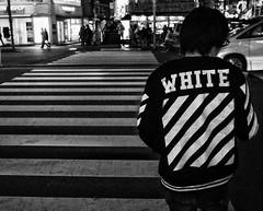 Tokyo - Shinjuku (-Faisal Aljunied-) Tags: stripes streetphotography bw streetshot shinjuku tokyo ricohgr faisalaljunied